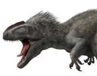 yutyrannus - Zoo de fósiles - Cienciaes.com