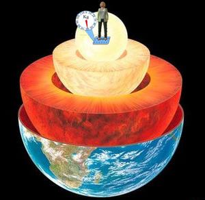Peso en el centro de la Tierra - Cienciaes.com