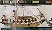 Barca funeraria de Menna - Océanos de Ciencia - Cenciaes.com