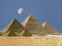 Pirámides de Guiza - cienciaes.com