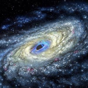 Agujeros negros y vida - Quilo de ciencia - cienciaes.com