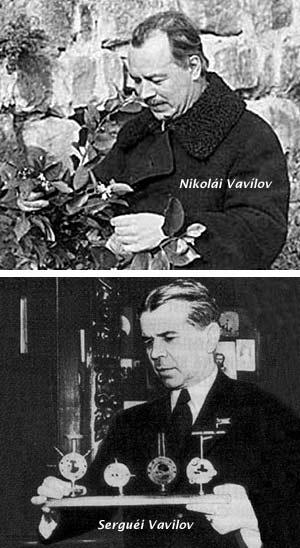 Hermanos Vavilov _ El Neutrino podcast - Cienciaes.com