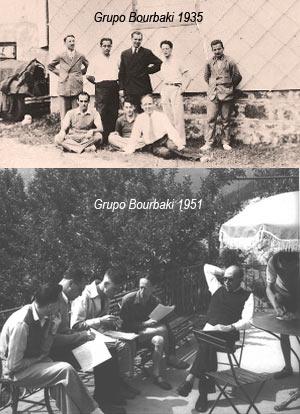 Grupo Bourbaki - El Neutrino - Cienciaes.com