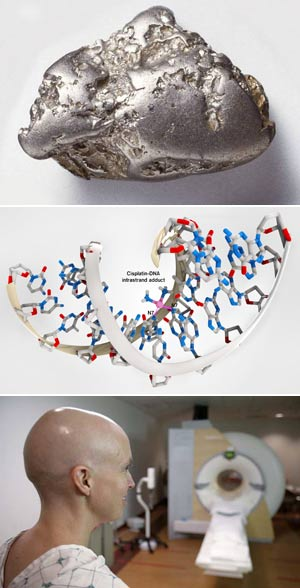 Complejos de platino - Hablando con Científicos - Cienciaes.com