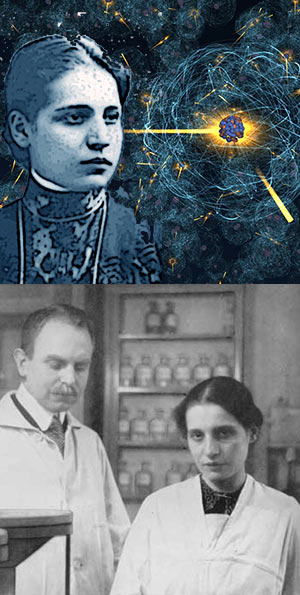 Lise Meitner - Ciencia y Genios podcast - Cienciaes.com