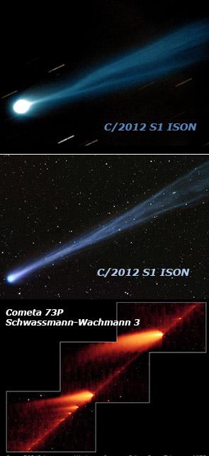 Cometa ISON - Hablando con Científicos podcast - Cienciaes.com