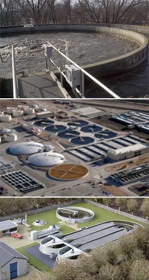 Depuradoras de aguas residuales - Ulises y la Ciencia
