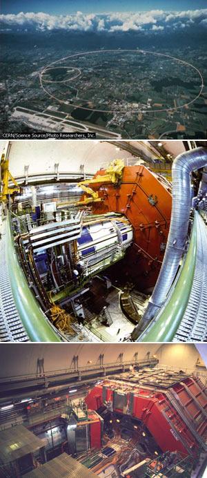 Detector L3 y Germán Fernández - Cienciaes.com