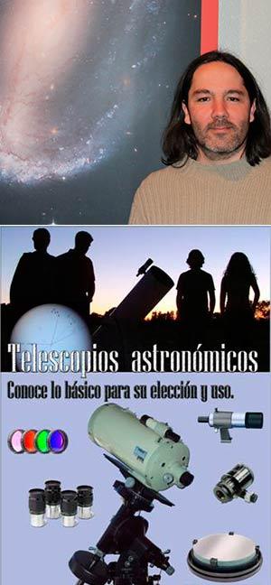 Telescopios - Hablando con Científicos podcast - Cienciaes.com