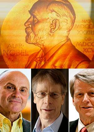 Los mercados y Nobel de Economía 2013 - Vanguardia de la Ciencia -  Cienciaes.com