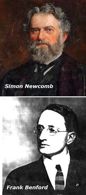 Newcomb y Benford - Podcast El Neutrino - Cienciaes.com