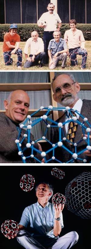 Fullerenos - Podcast Hablando con Científicos - Cienciaes.com
