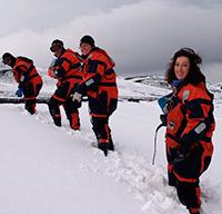 Zircon y antártida - Poscast Vanguardia de la Ciencia - Cienciaes.com