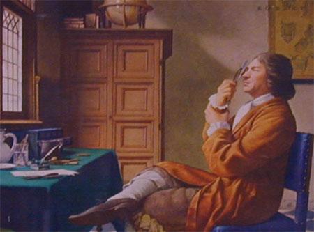 Antonie van Leeuwenhoek - Ciencia y Genios