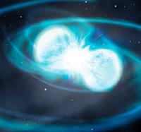 La gigante explosión de dos enanas - Podcast Quilo de Ciencia - Cienciaes.com