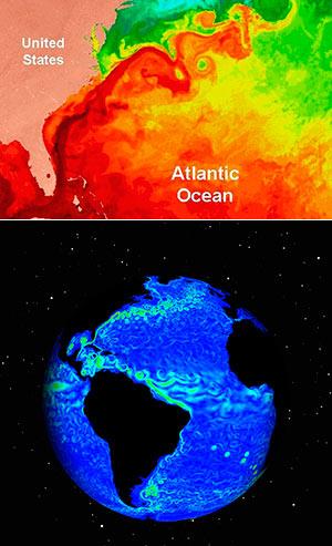 Corrientes marinas I - Podcast Océanos de Ciencia - Cienciaes.com