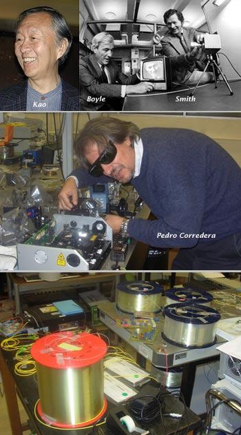 Nobel de Física 2009
