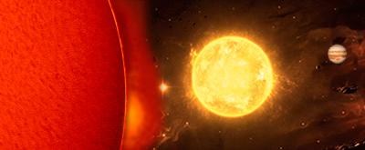 La estrella más guapa de la galaxia. - Ulises y la Ciencia podcast - Cienciaes.com