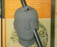 Busto de Phineas Gage y Momia guanche - Vanguardia de la ciencia