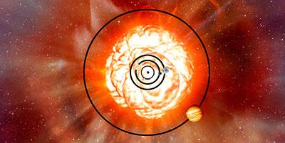 Betelgeuse - Podcast El Neutrino - Cienciaes.com