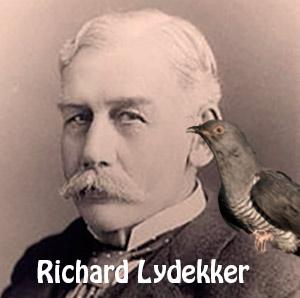 Richard Lydekker y el cuco - Podcast El Neutrino - Cienciaes.com