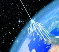 Misteriosos positrones cósmicos - podcast El Neutrino - CienciaEs.com