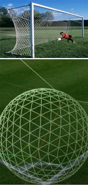 Geometría del fútbol. Quilo de Ciencia podcast - cienciaes.com