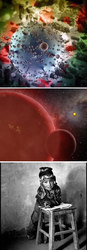 Células traidoras. Visitantes estelares. Cerebro y pobreza - Ciencia Fresca Podcast - CienciaEs.com