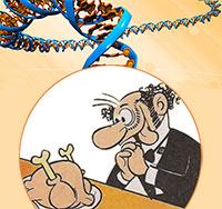 El gen Carpanta - Quilo de Ciencia Podcast - CienciaEs.com