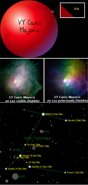 VY Canis Majoris   CREEPYPASTAS AMINO. Amino