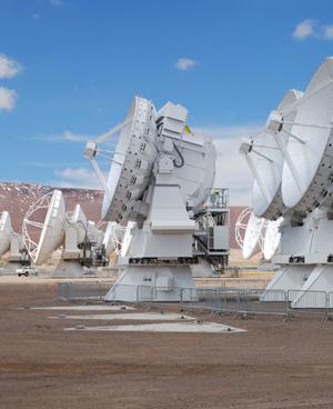 ALMA y el origen de la vida - Quilo de Ciencia podcast - CienciaEs.com