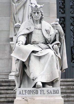 Alfonso X,  un  rey que supo ser sabio - Ciencia y Genios Podcast - CienciaEs.com