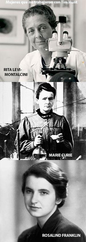 MUJERES EN LA CIENCIA - Cierta Ciencia podcast - CienciaEs.com