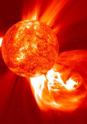 Explosión estelar - Hablando con Científicos podcast - CienciaEs.com