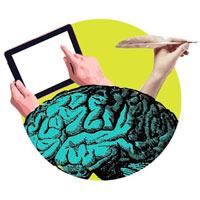 Escribir a mano - Cierta Ciencia podcast - CienciaEs.com