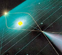 Microlentes gravitacionales - Hablando con Científicos podcast - CienciaEs.com
