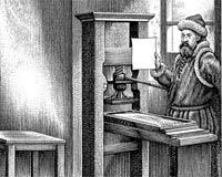 Gutenberg y los copistas - Ciencia y Genios