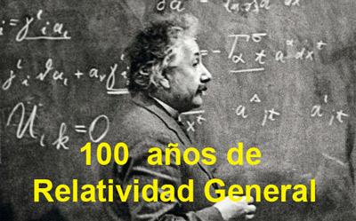 CienciaEs.com celebra el Centenario de la Relatividad General.