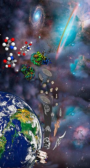 Cienciaes.com: Vida ¿De qué estamos hechos? | Podcasts de Ciencia