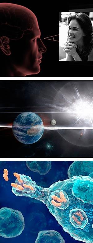 Atraccíón, supernovas y macrófagos - Podcast Ciencia Fresca - CienciaEs.com