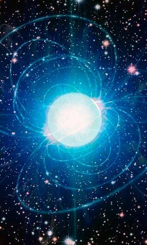 Magnetar, el monstruo magnético. -Hablando con Científicos podcast - CienciaEs.com