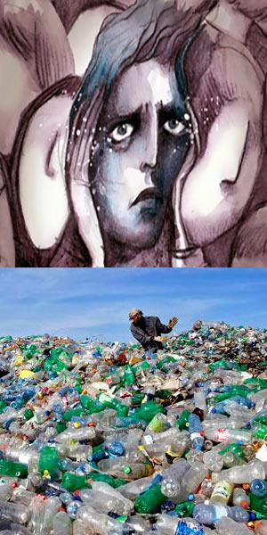 Ansiedad y plásticos - Quilo de Ciencia podcast - CienciaEs.com