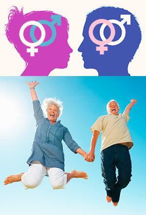 Sexo y envejecimiento - Quilo de Ciencia podcast - CienciaEs.com