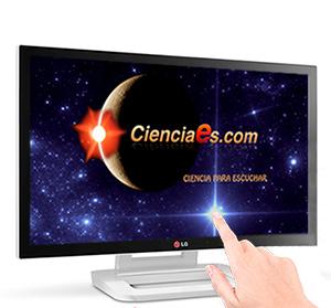 Historia de las pantallas táctiles - Podcast El Neutrino - CienciaEs.com