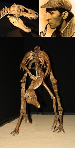 Paleontología - Ulises y la Ciencia podcast - cienciaes.com