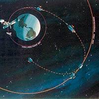 Satélites fijos en el cielo - Ulises y la Ciencia podcast - CienciaEs.com