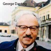George Dantzig - Podcast El Neutrino - CienciaEs.com