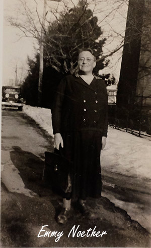 Emmy Noether - Podcast Ciencia y Genios - CienciaEs.com