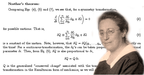 Emmy Noether - Podcast Ciencia y Genios - CienciaEs.com