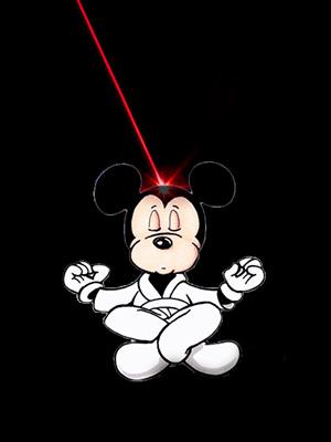 Meditación ratonil inducida por láser - Quilo de Ciencia podcast - CienciaEs.com